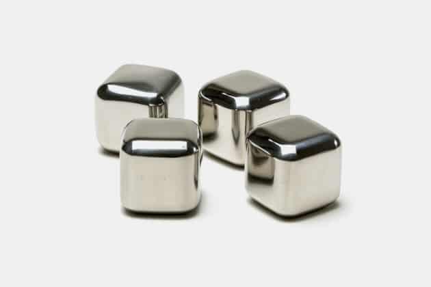 Franmara Steel Ice Cubes