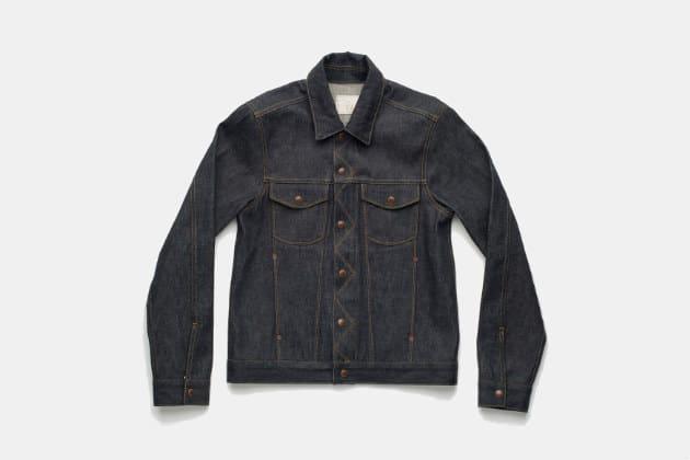 Freenote Cloth CD2 Jacket