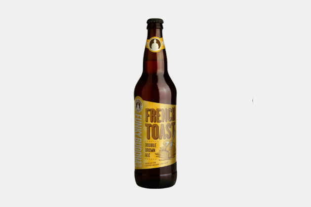 French Toast Double Brown Ale