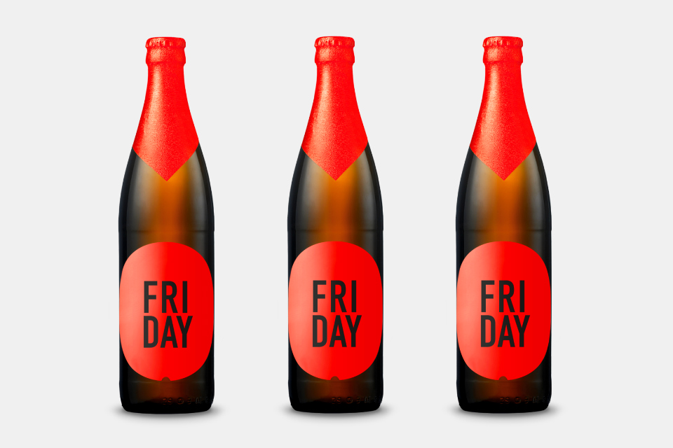 Friday Über IPA