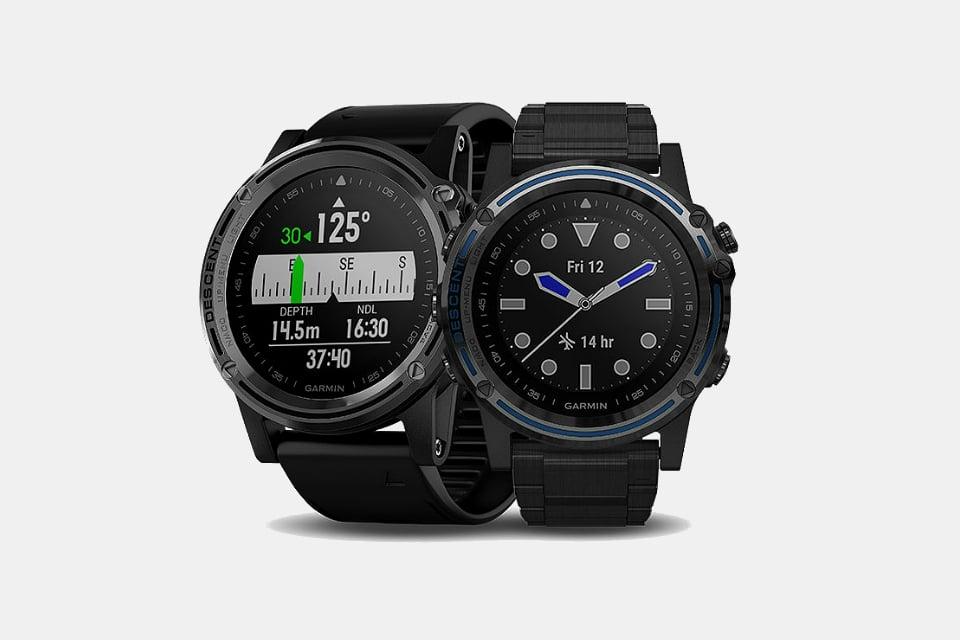 Garmin Descent Mk1 Dive Watch