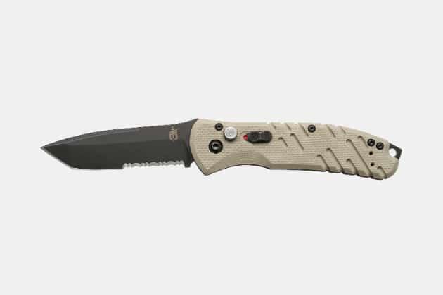 Gerber Propel Downrange Auto Knife