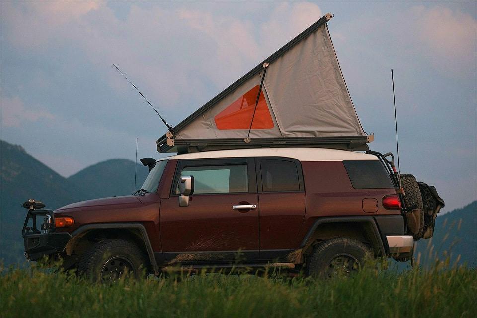 GFC Platform Rooftop Tent