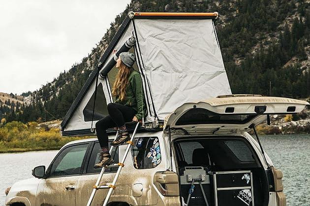 GFC Rooftop Tent