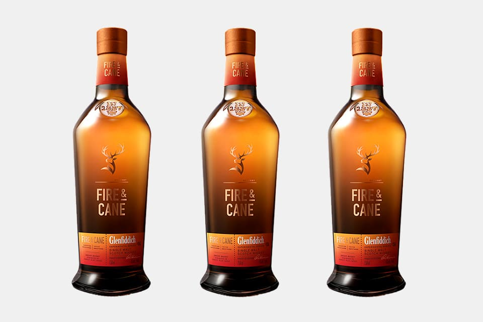Glenfiddich Fire & Cane Whiskey