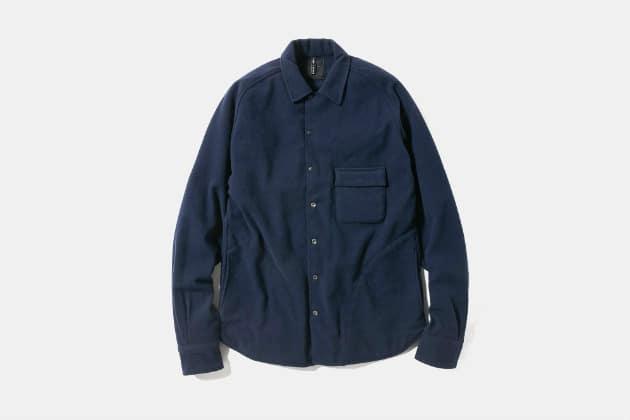 Goldwin Coverall Shirt Jacket