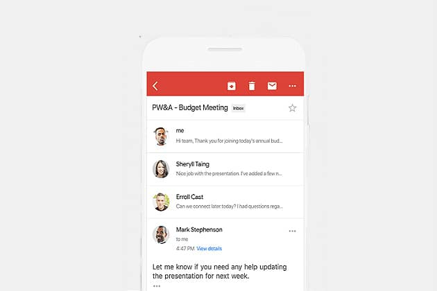 Gmail, Docs, Drive, and Calendar for Business