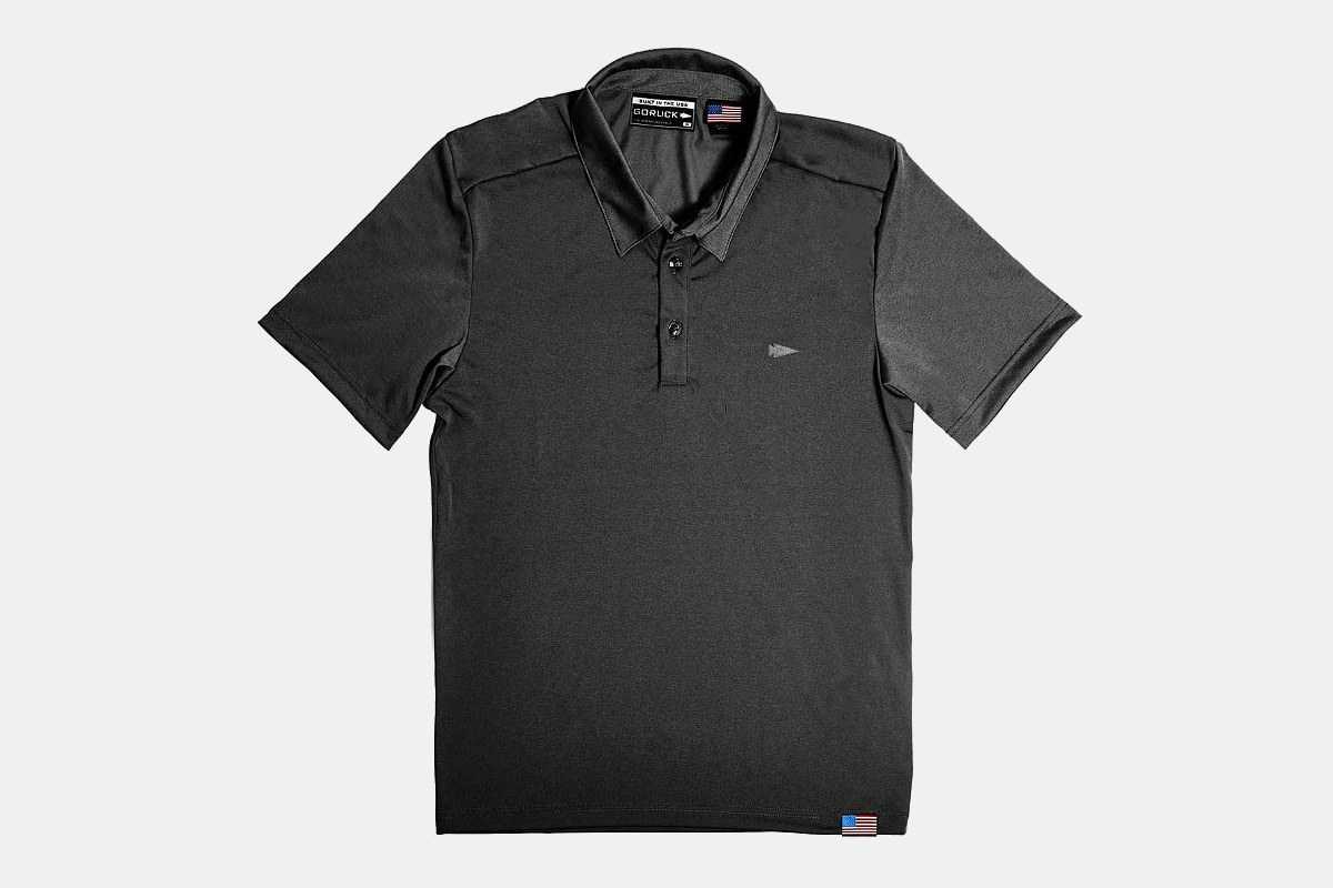 GoRuck American Polo Shirt