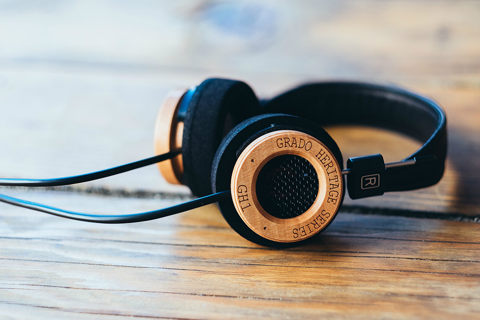 Grado Heritage Series GH1 Headphones