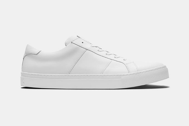 Greats Royale White Sneakers
