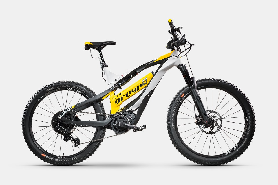 GreyP G6 Smart Mountain E-Bikes