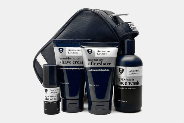 "Grooming Lounge ""The Greatest Shave Ever"" Kit"