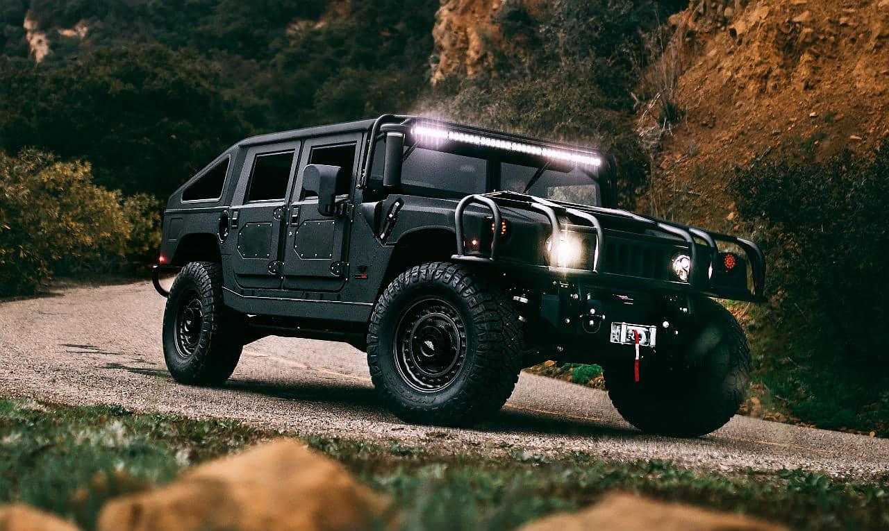 Mil-Spec Tactical Hummer