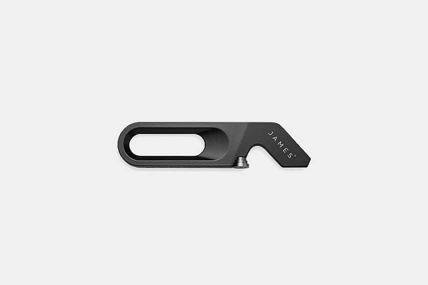 The James Brand Halifax Keychain Tool