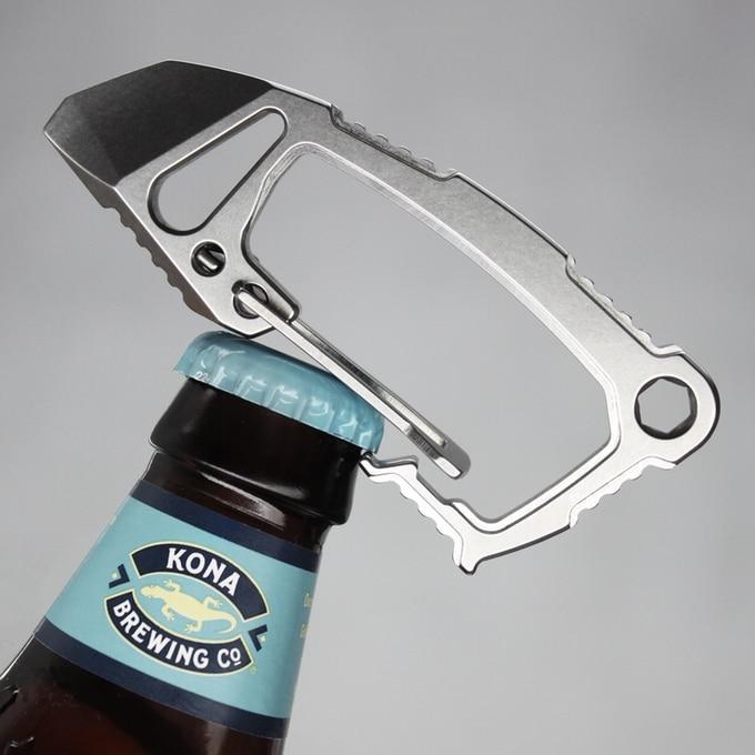 Halo Carabiner Bottle Opener