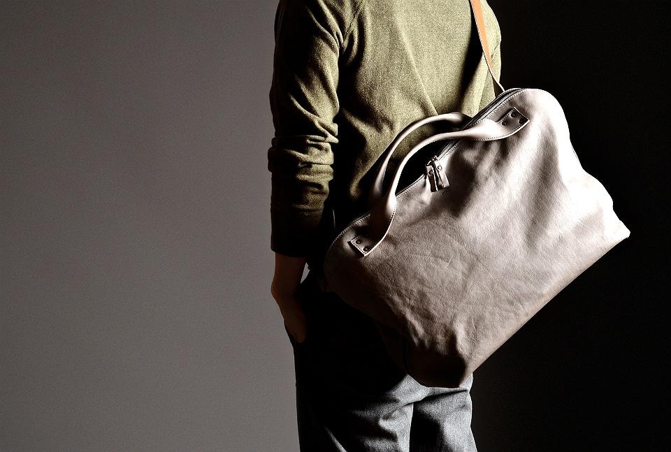 Hard Graft Offhand Messenger Bag