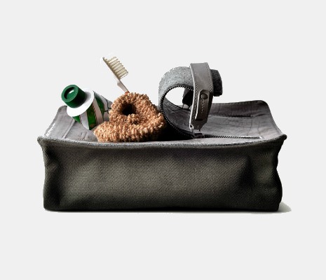 Hard Graft Private Dopp Kit