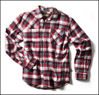Harkers Flannel Shirt