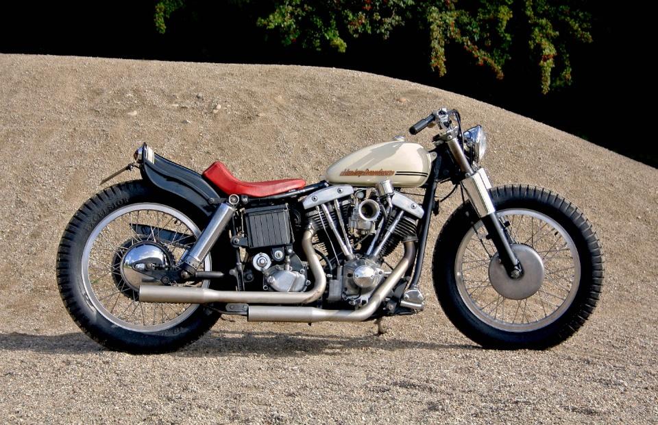 1971 Harley Davidson FLH Shovelhead by Jamesville