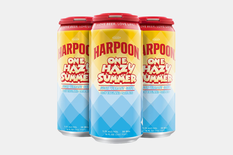 Harpoon One Hazy Summer Pale Ale
