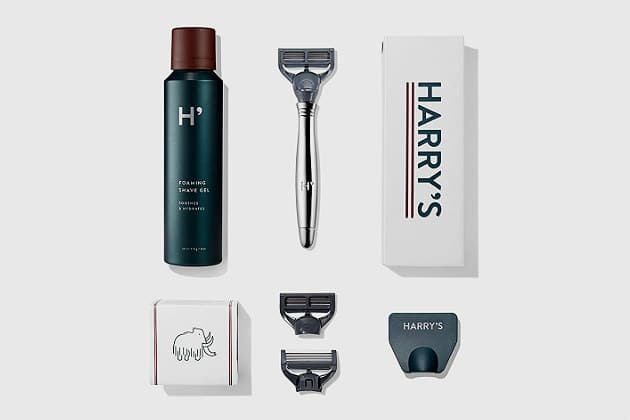 Harry's Winston Shave Set
