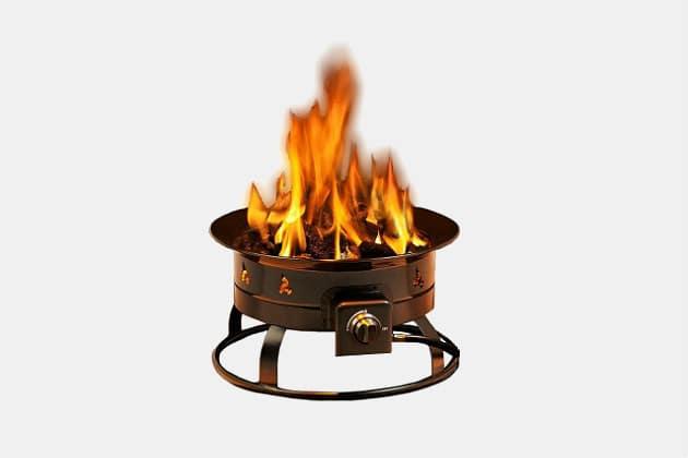 Heininger Portable Propane Fire Pit