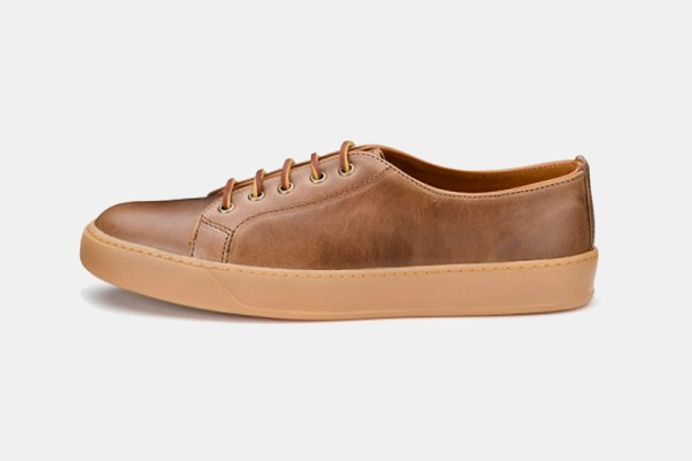 Rancourt Heritage Court Classic Low Sneakers
