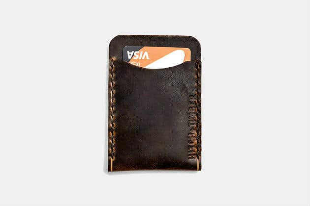 Hitch & Timber Flat Jack Wallet