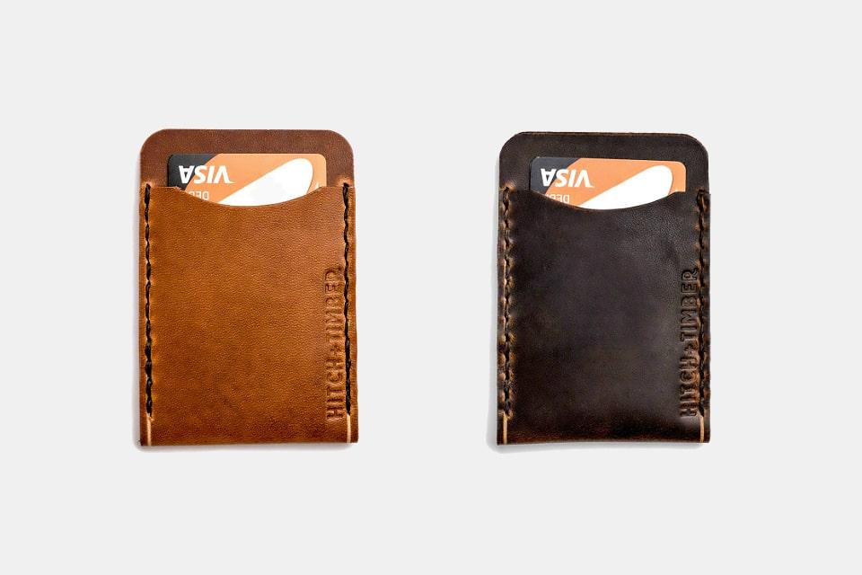 Hitch & Timber Flat Jacket Wallet