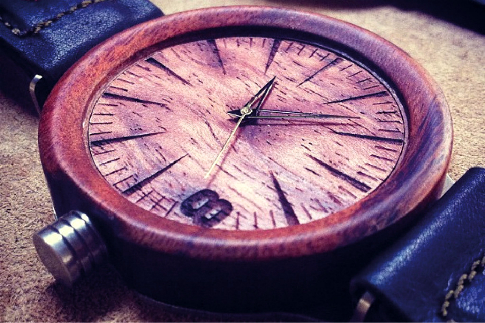 A8 Series Watches by Holloway Eyewear