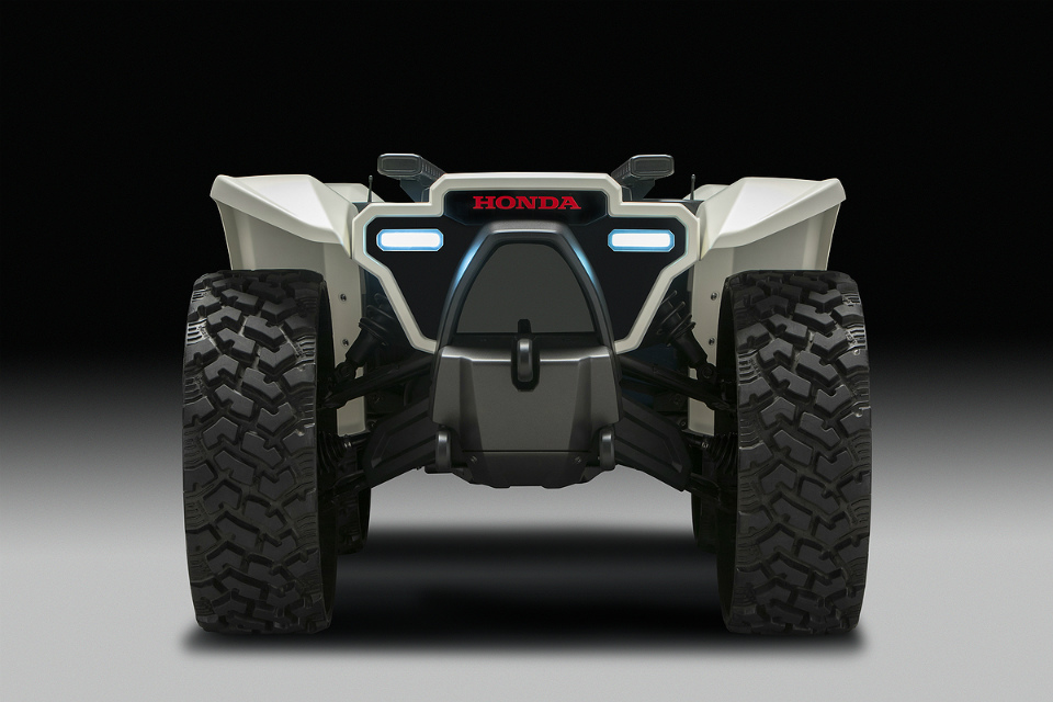 Honda 3E-D18 Electric ATV