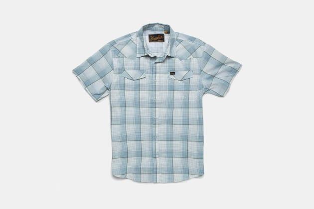 Howler Brothers H Bar B Tech Shirt