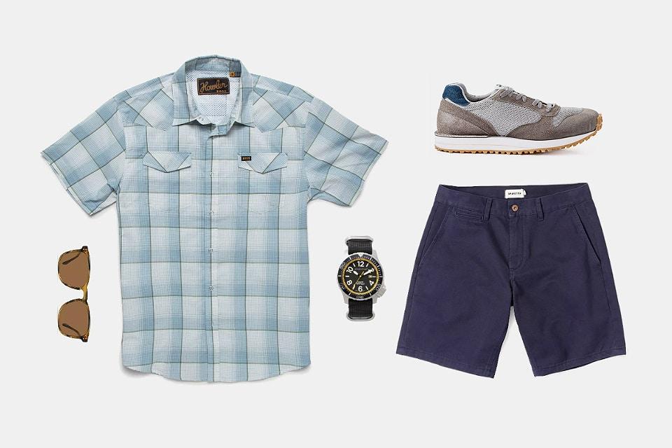 Huckberry Summer Style Essentials