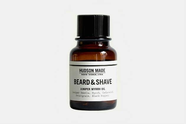 Hudson Made Beard & Shave Oil
