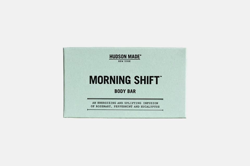 Hudson Made Morning Shift Body Bar