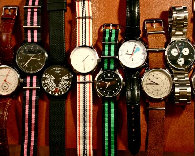 Hudson River Watch Co Collection Kickstarter