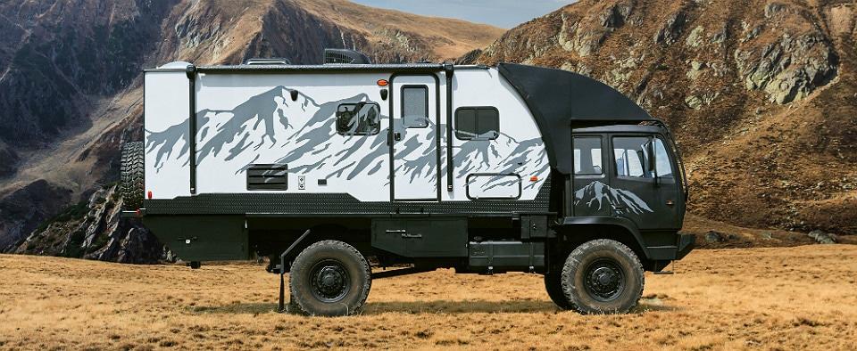 Hunter RMV Predator 6.6 Off-Road RV
