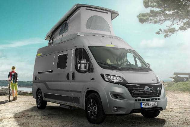 Hymercar Camper Vans