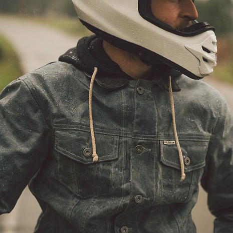 Huckberry x Iron and Resin Rambler Jacket