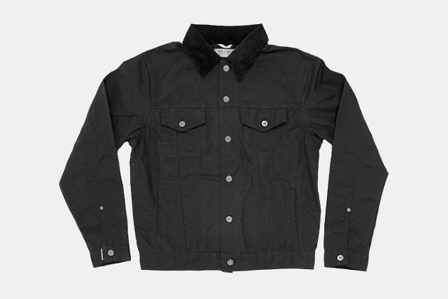 Iron and Resin Rambler Jacket