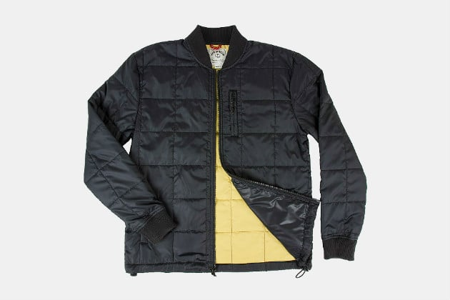 Iron and Resin Reserve Jacket