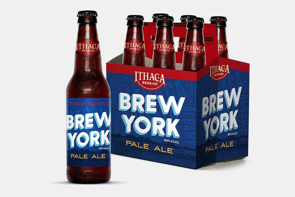 Ithaca Brew York Pale Ale