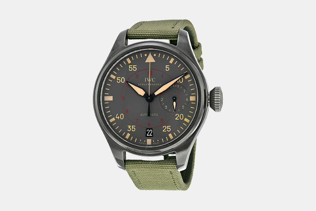 IWC Big Pilots Top Gun Watch