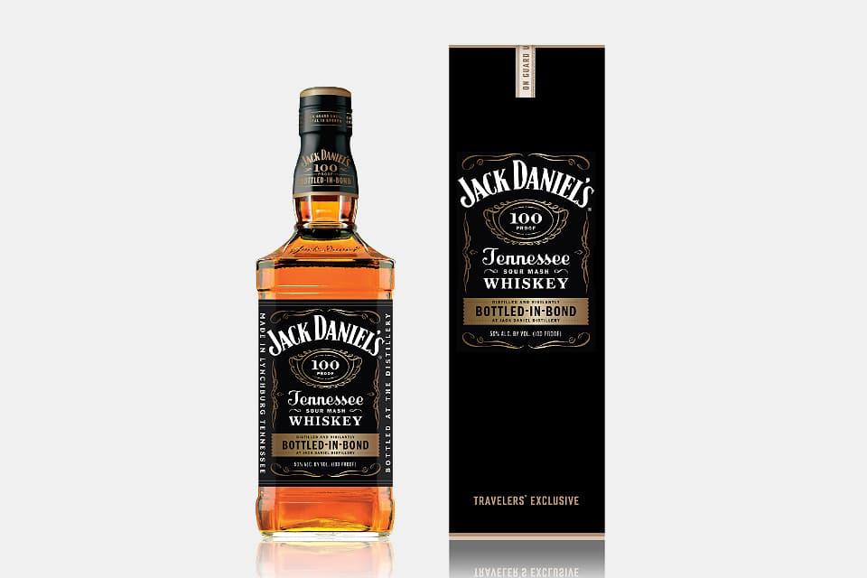 Jack Daniel's Bottled-In-Bond Whiskey
