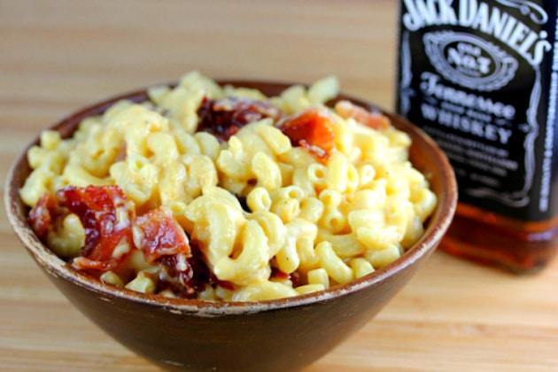 Jack Daniel's Mac And Cheese