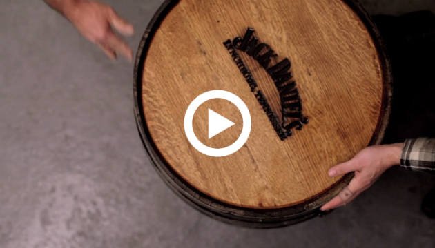 Jack Daniel's The Whiskey Drum