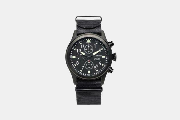 Jack Mason A102 Aviator Chronograph