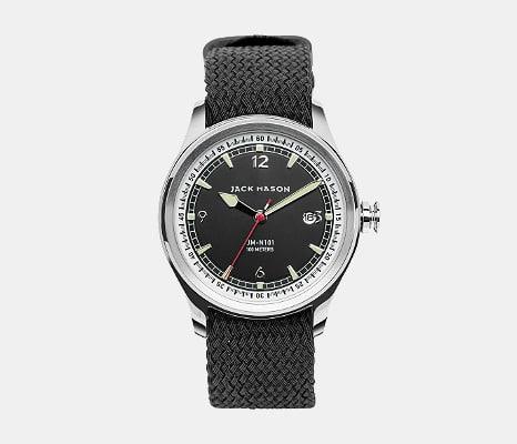 Jack Mason Nautical 3-Hand Watch