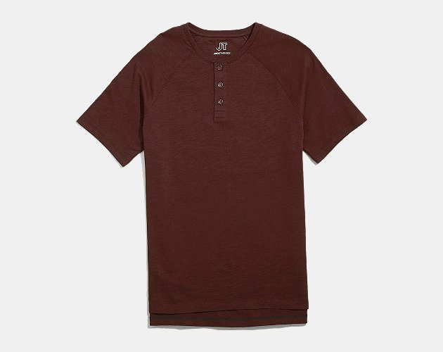 Jack Threads The Daily Slub Henley