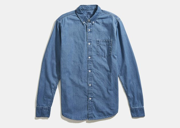 JackThreads The Denim Shirt